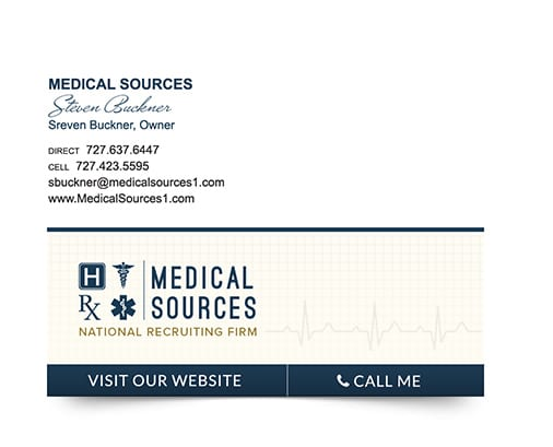 email signature for medical field