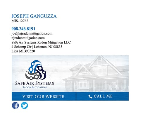 custom email signature for small business