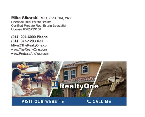 email signature for real estate