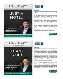 Email Stationery Sample: BrianRamsay
